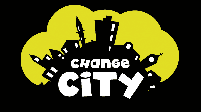 Logo Change City