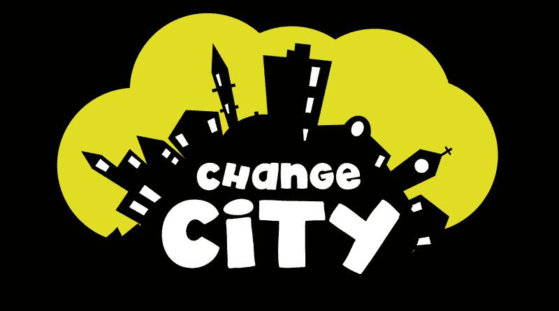 Logo Change City