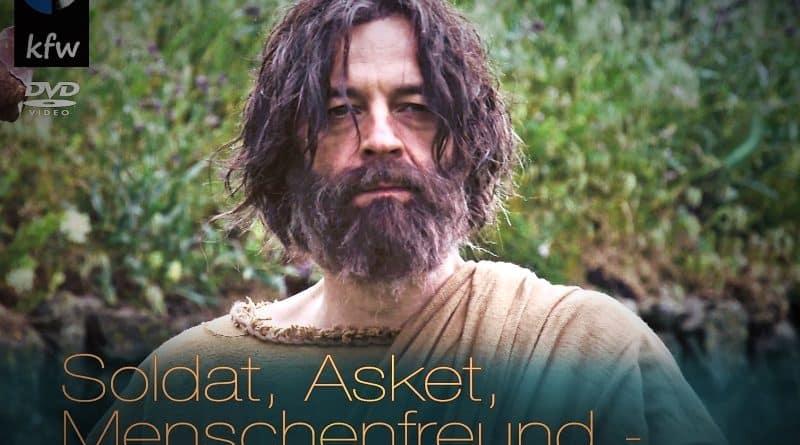 """DVD-Cover """"Soldat, Asket, Menschenfreund - Martin von Tours"""""""
