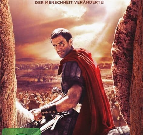 """DVD-Cover """"Auferstanden"""" (Risen), mit frdl. Genehmigung von Matthias-Film"""