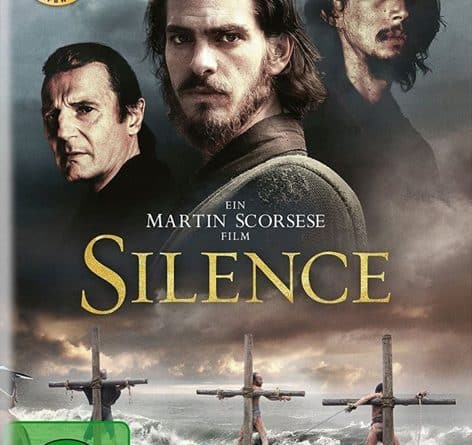"DVD Cover ""Silence"""