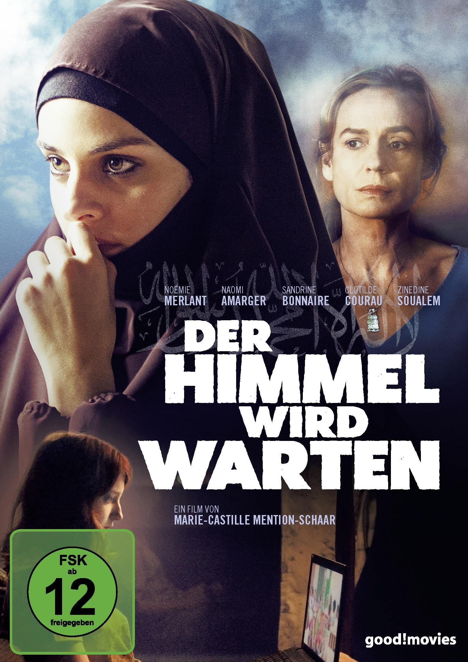 """DVD-Cover """"Der Himmel wird warten"""" © Neue Visionen mit frdl. Gen. von Matthias-Film"""
