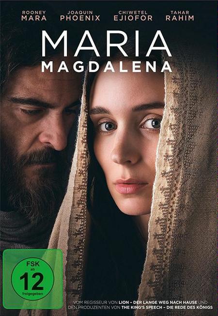 DVD-Cover Maria Magdalena © filmwerk.de, mit frdl. Gen.