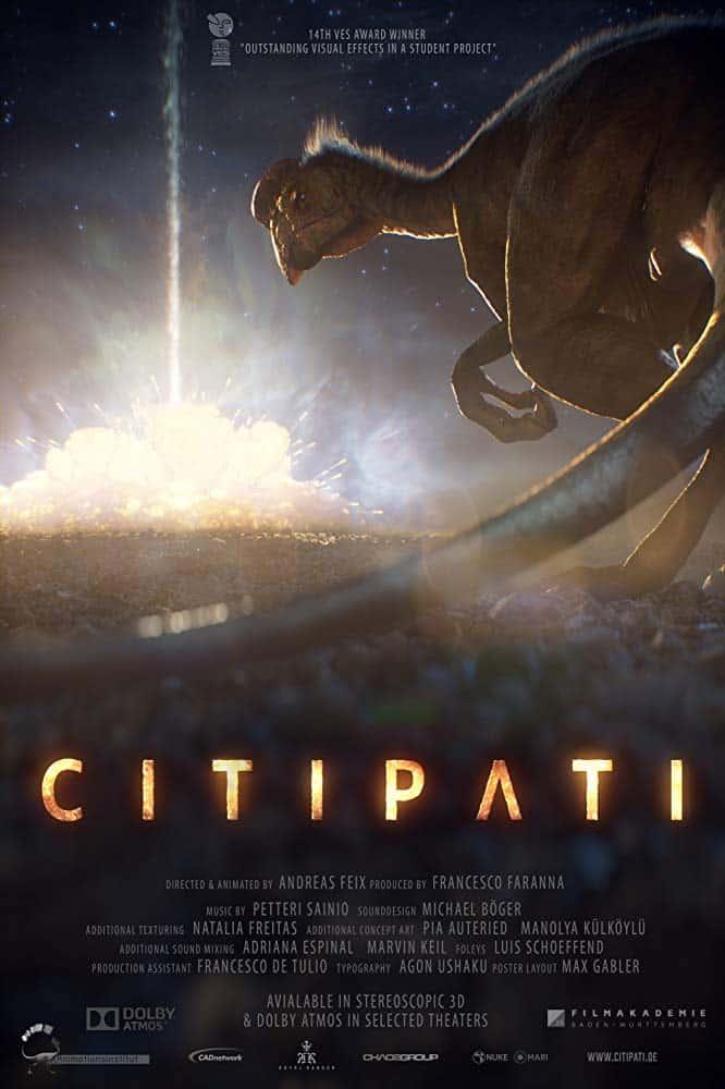 Filmplakat Citipati