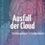 Ausfall der Cloud beim Dienstleister von rpi-virtuell behoben