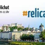 126. relichat: Das #relicamp in Salzburg